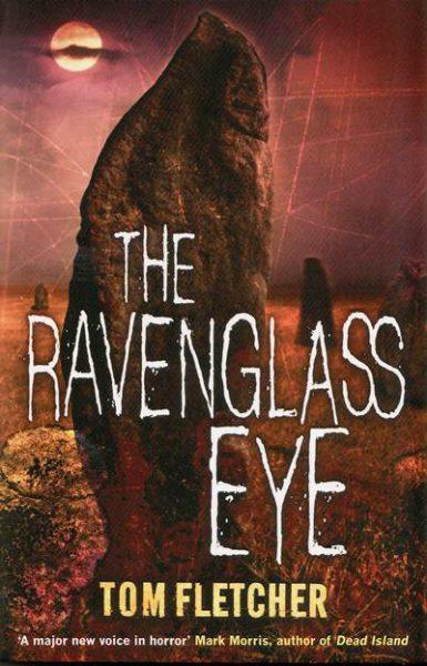 Jacket for 'The Ravenglass Eye'