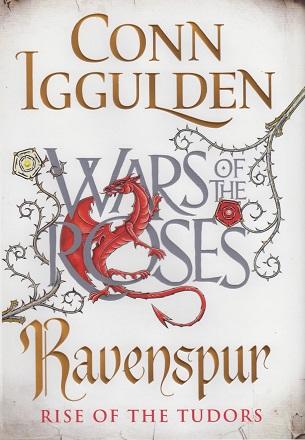 Jacket for 'Wars of the Roses – Ravenspur'