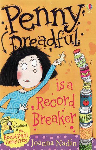 Jacket for 'Penny Dreadful is a Record Breaker'