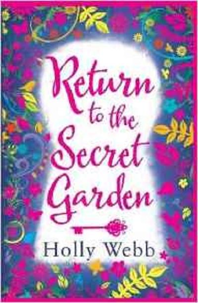 Jacket for 'Return to the Secret Garden'