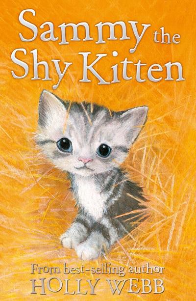 Jacket for 'Sammy the Shy Kitten'