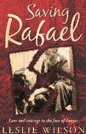 Jacket for 'Saving Rafael'