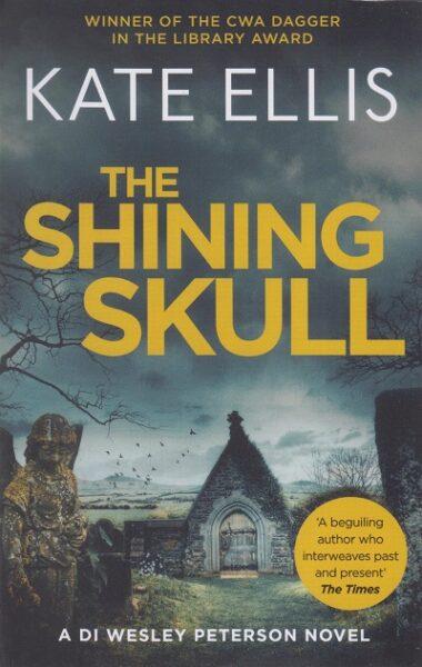 Jacket for 'The Shining Skull'