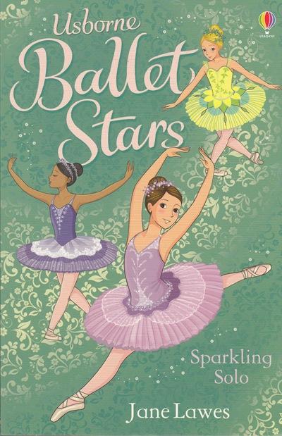 Jacket for 'Ballet Stars: Sparkling Solo'