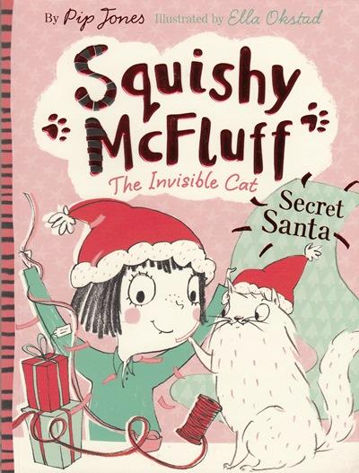 Jacket for 'Squishy McFluff: Secret Santa'