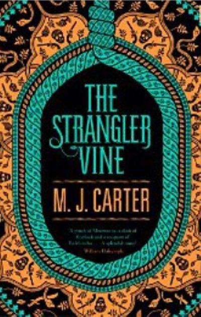 Jacket for 'The Strangler Vine'