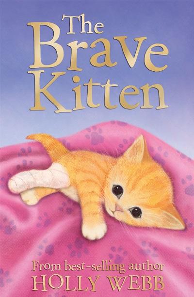 Jacket for 'The Brave Kitten'