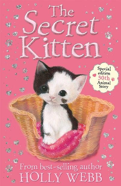 Jacket for 'The Secret Kitten'