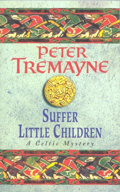 Jacket for 'Suffer Little Children'