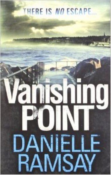 Jacket for 'Vanishing Point'