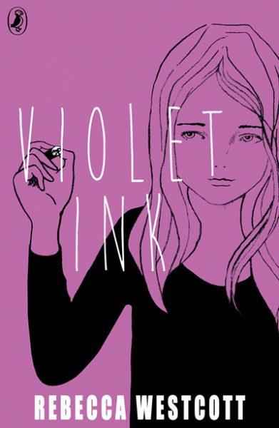 Jacket for 'Violet Ink'