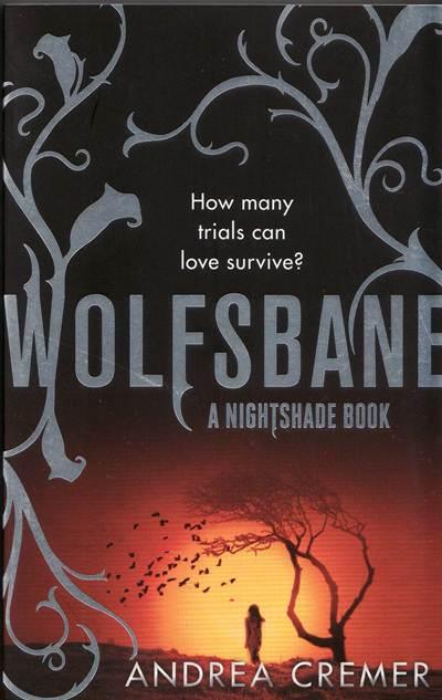 Jacket for 'Wolfsbane'