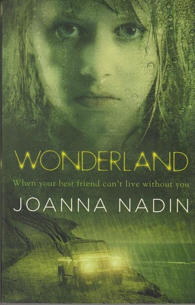 Jacket for 'Wonderland'