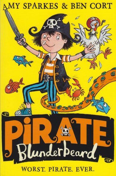 Jacket for 'Pirate Blunderbeard'