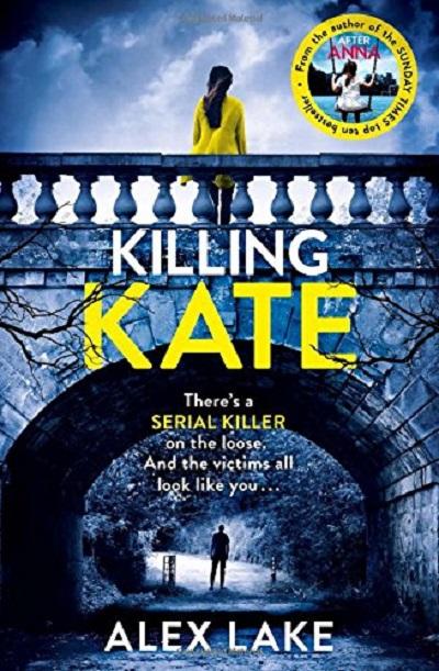 Jacket for 'Killing Kate'