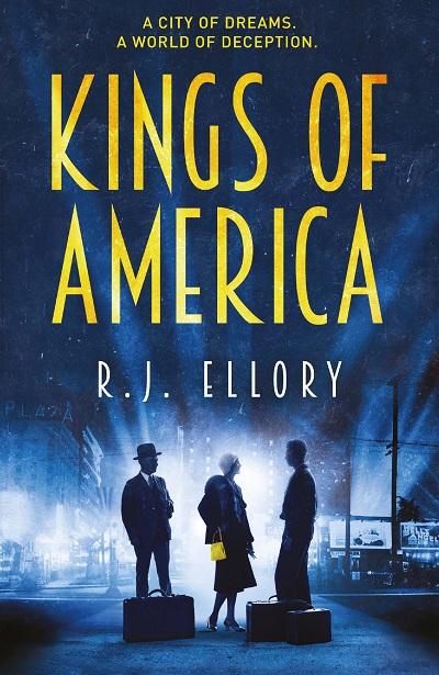 Jacket for 'Kings of America'