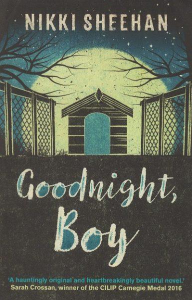 Jacket for 'Goodnight Boy'