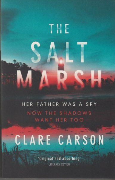 Jacket for 'The Salt Marsh'