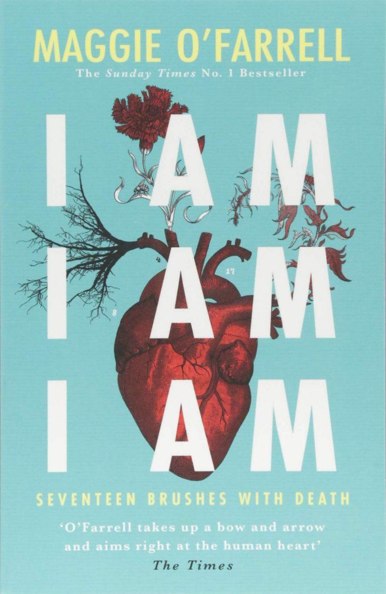 Jacket for 'I AM, I AM, I AM'