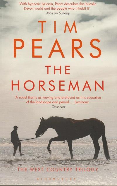 Jacket for 'The Horseman'
