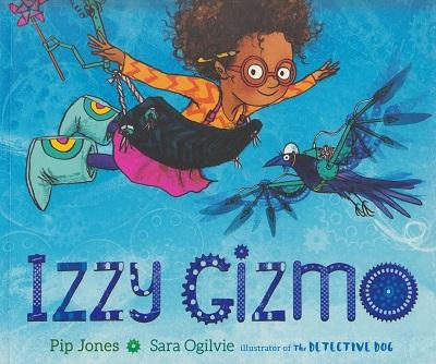 Jacket for 'Izzy Gizmo'