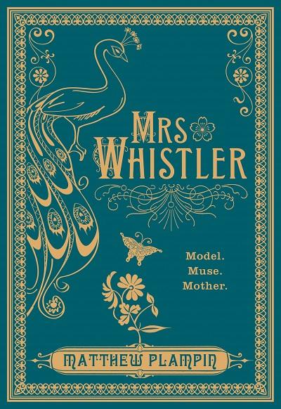 Jacket for 'Mrs Whistler'