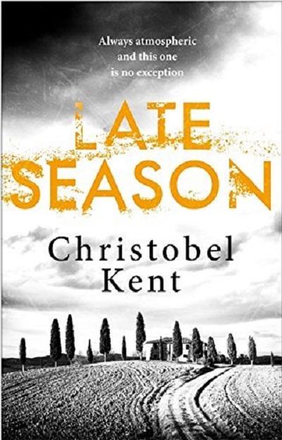 Jacket for 'Late Season'