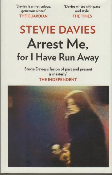 Jacket for 'Arrest Me, for I Have Run Away'