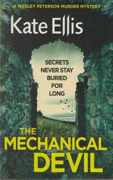 Jacket for 'The Mechanical Devil'