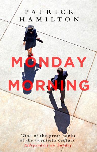 Jacket for 'Monday Morning'