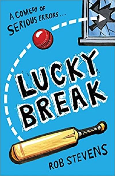 Jacket for 'Lucky Break'