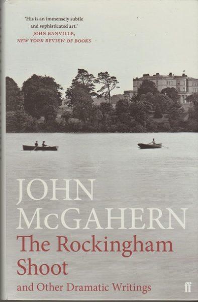 John Mcgahern Am Heath Literary Agents border=