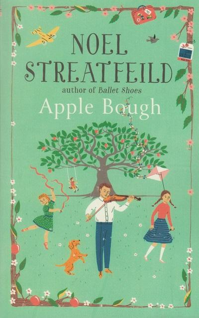 Jacket for 'Apple Bough'