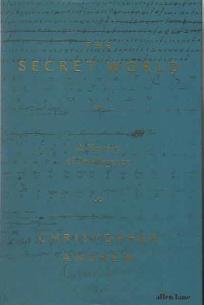 Jacket for 'The Secret World'