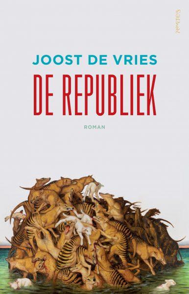 Jacket for 'DE REPUBLIEK (THE REPUBLIC)'