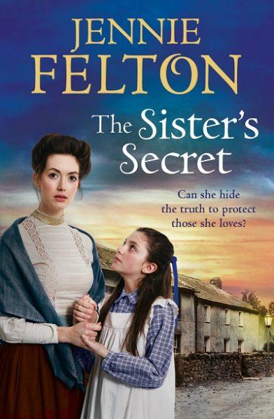 Jacket for 'The Sister's Secret'