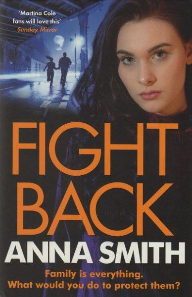 Jacket for 'Fight Back'