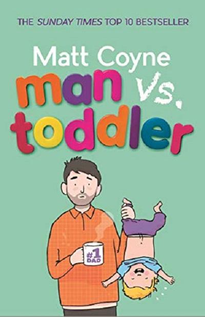 Jacket for 'Man vs Toddler'