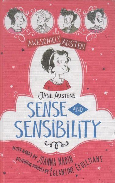 Jacket for 'Sense and Sensibility'