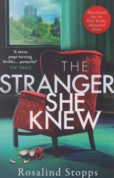 Jacket for 'The Stranger She Knew'