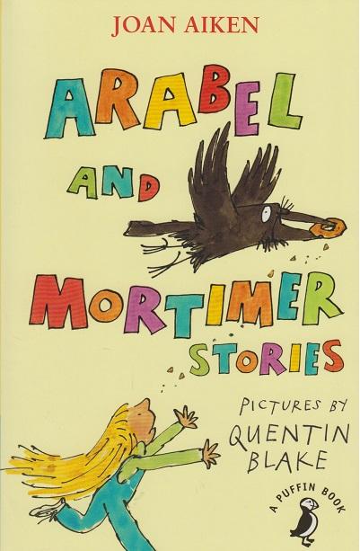 Jacket for 'Arabel and Mortimer Stories'