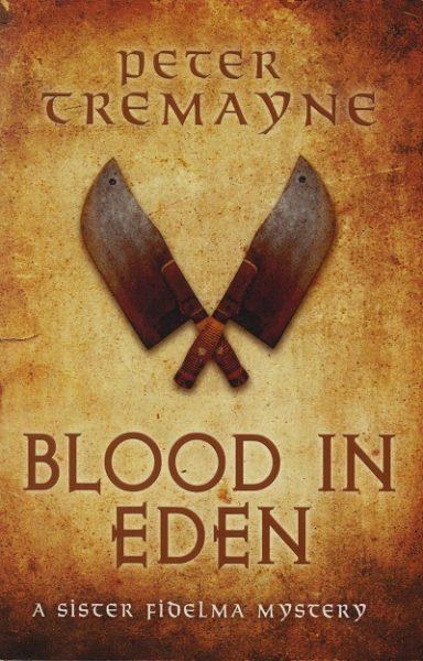 Jacket for 'Blood in Eden'