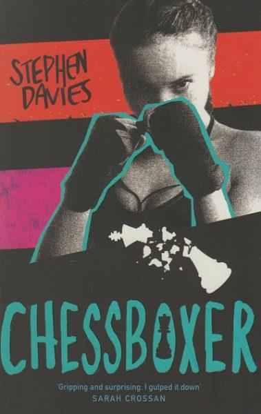 Jacket for 'Chessboxer'