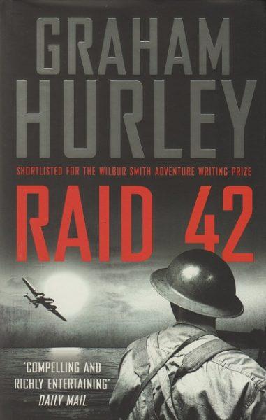 Jacket for 'Raid 42'