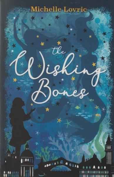 Jacket for 'The Wishing Bones'