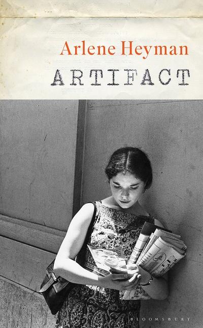 Jacket for 'Artifact'