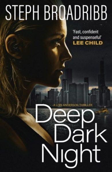 Jacket for 'Deep Dark Night'