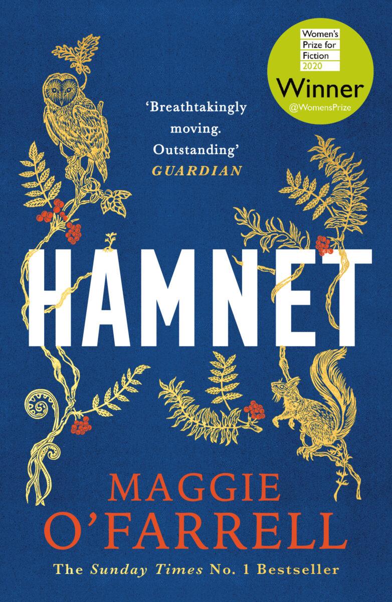 Jacket for 'Hamnet'