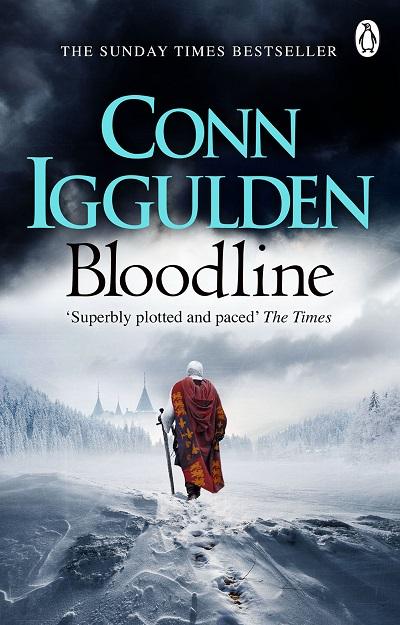 Jacket for 'Wars of the Roses – Bloodline'