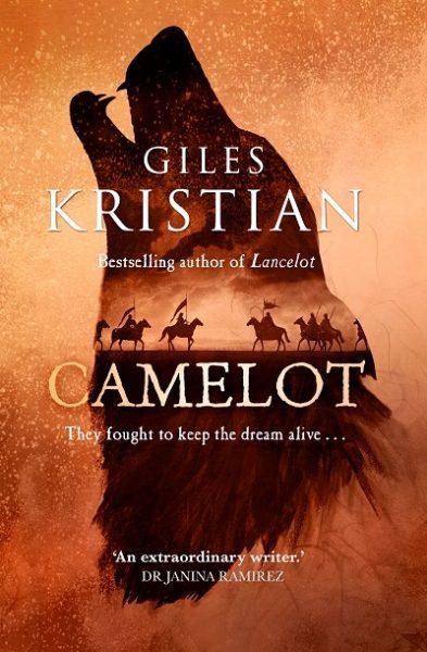Jacket for 'Camelot'